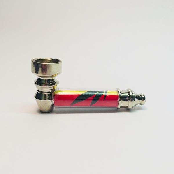 Rasta Metal Smoking Pipes