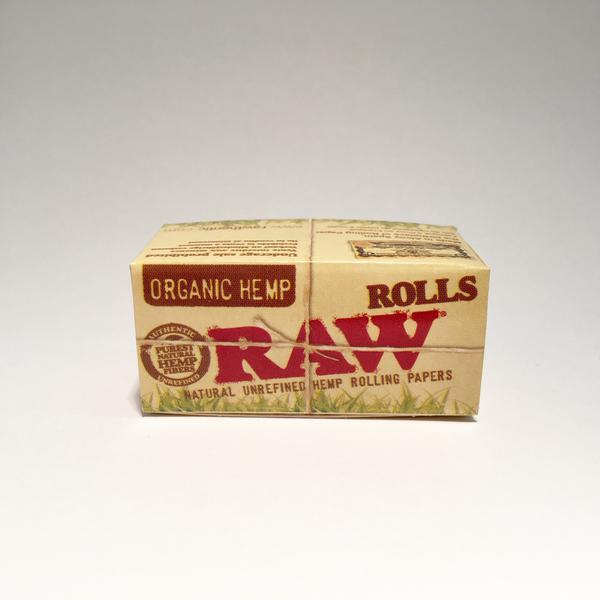 Raw Organic Hemp Rolls Papers