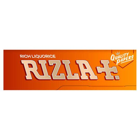 Rizla Liquorice Cigarette Papers