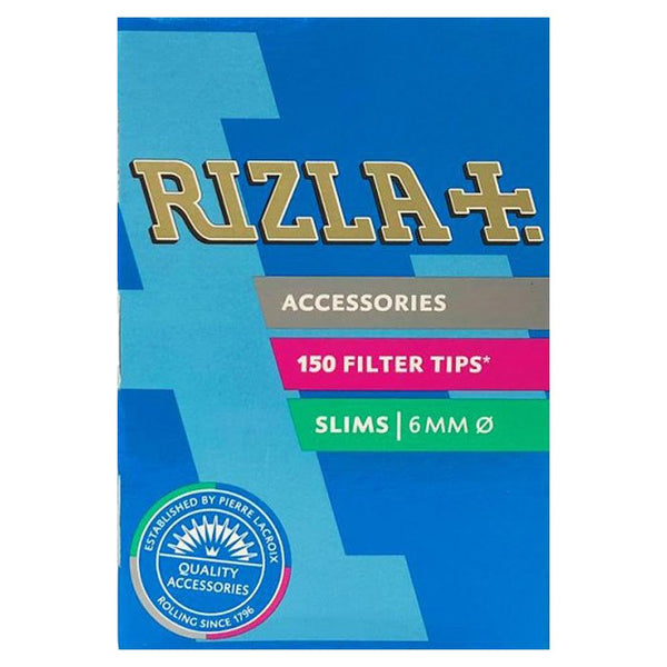 Rizla Slim Filter Tips 6.0mm