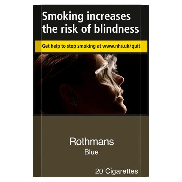 Rothmans Blue King Size Cigarettes