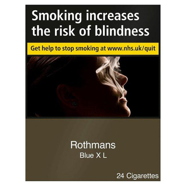 Rothmans Blue King Size 24's Cigarettes