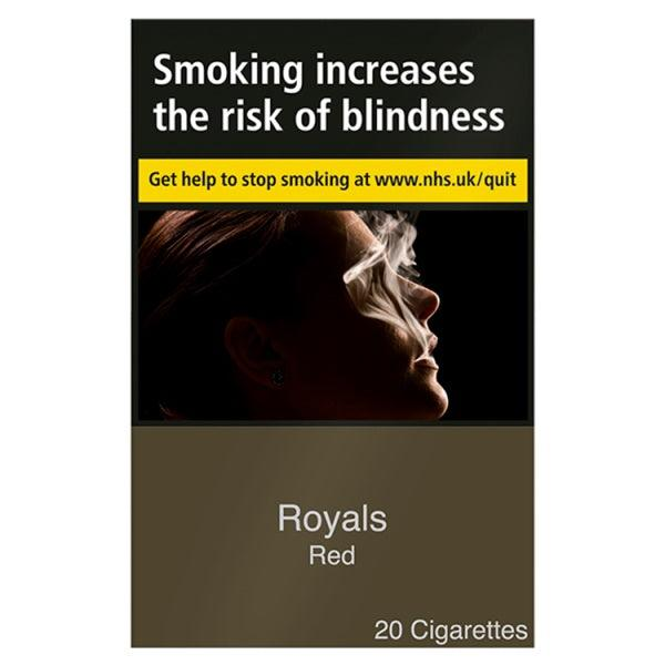 Royals Red King Size Cigarettes