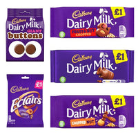 Saturday Night TV Treat Box 'Cadbury' 5 Items