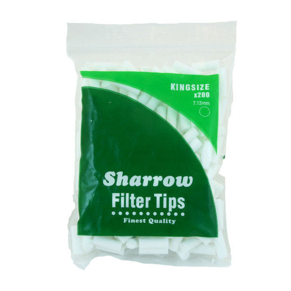 Sharrow King Size Filter Tips