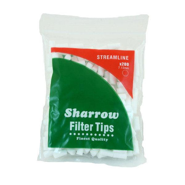 Sharrow Streamline Filter Tips