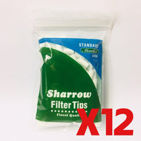 Sharrow Menthol Standard Filter Tips