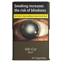 Silk Cut Blue King Size Multipack Cigarettes