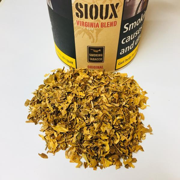 Sioux Virginia Blend Smoking Tobacco 50gm