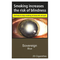 Sovereign Blue King Size Multipack Cigarettes