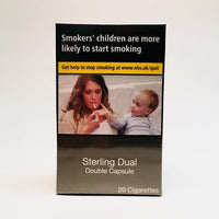 Sterling Double Capsule King Size Cigarettes