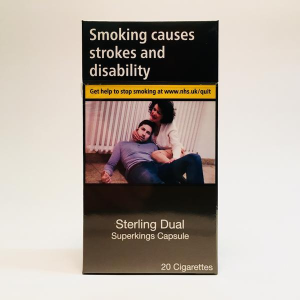 Sterling Dual Superking Cigarettes