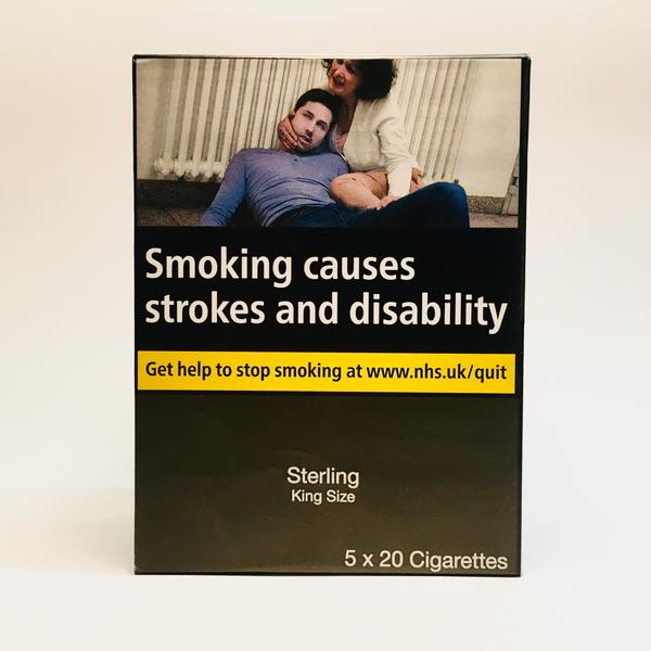 Sterling King Size Multipack Cigarettes