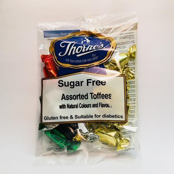 Thornes Sugar Free Assorted Toffees