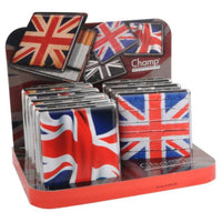 Union Jack Cigarette Case