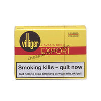 Villiger Export Pressed Cigar 5's