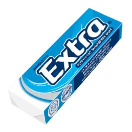 Wrigleys Extra Peppermint Chewing Gum