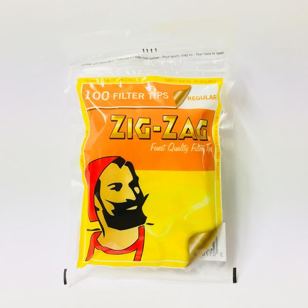 Zig Zag Regular Filters 150 Bag
