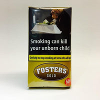 Fosters Gold 50gm Smoking Tobacco