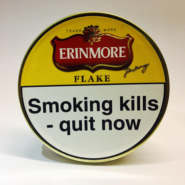 Erinmore Flake Pipe Tobacco 50gm