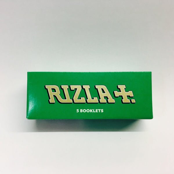 Rizla Green Rolling Papers 5 Pack