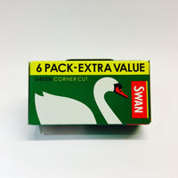 Swan Green Rolling Papers 6 Pack