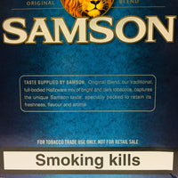 Samson Hand Rolling Tobacco 50gm Pouch