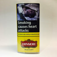 Erinmore Mixture Ready Rubbed Pipe Tobacco 25gm
