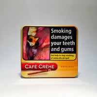 Cafe Creme Original Yellow Tin 10's