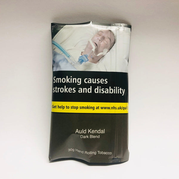 Auld Kendal Dark Blend Hand Rolling Tobacco 30gm Pouch