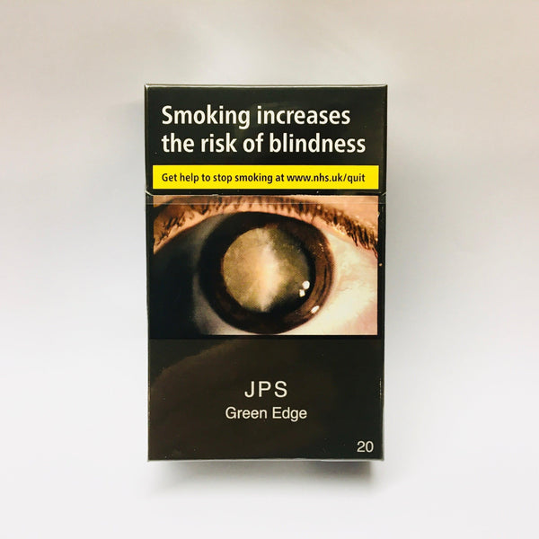 JPS Green Edge Cigarettes