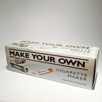 Make Your Own Cigarette Maker