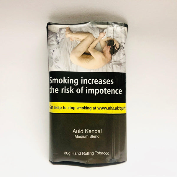 Auld Kendal Medium Blend Hand Rolling Tobacco 30gm Pouch