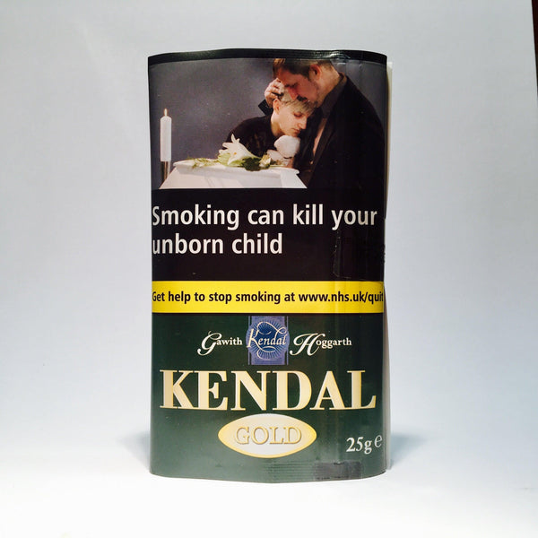 Kendal Gold Pipe Tobacco 25gm
