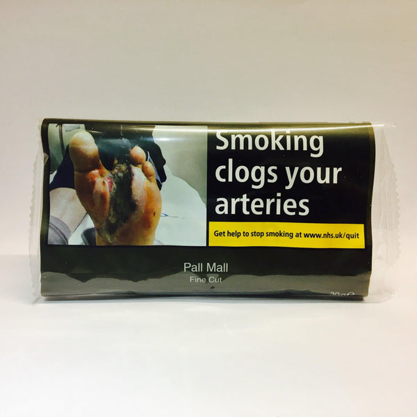 Pall Mall Fine Cut 30gm Tobacco
