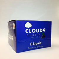 Cloud9 E-Liquid Blueberry