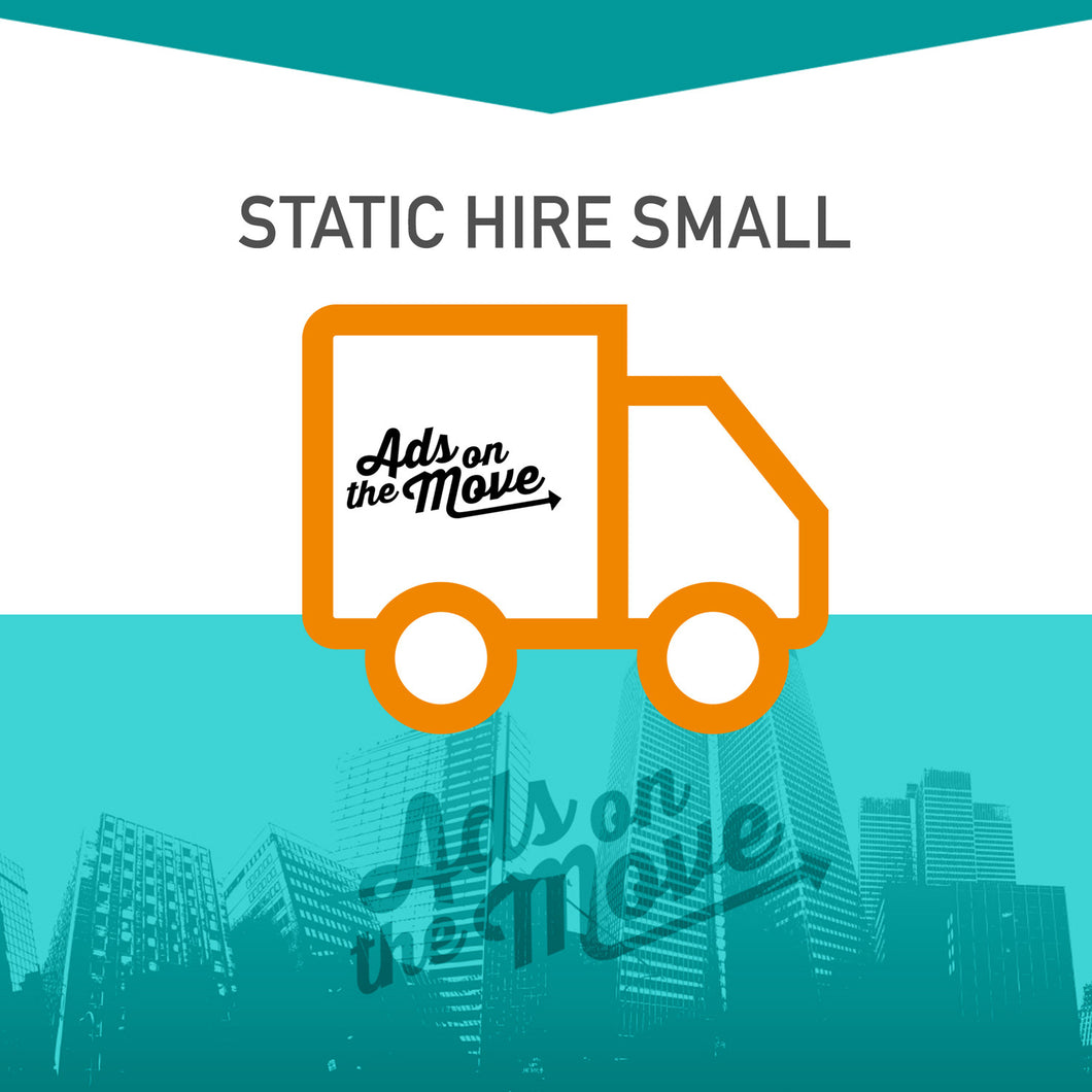 AOM Static Hire Small