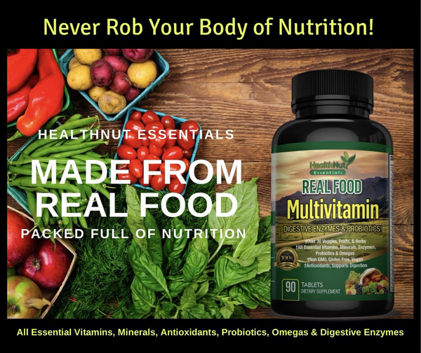 whole food multivitamin for men