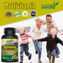 Whole Food Multivitamin - 1 Bottle (1 Month Supply) - HealthNut Essentials