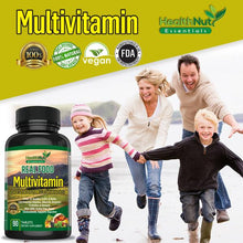 Whole Food Multivitamin - 6 Bottles Save 20% (6 Month Supply) - HealthNut Essentials
