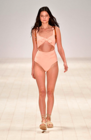 Kopper & Zink resort wear show swimwear