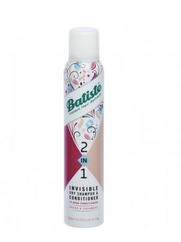 batiste dry shampoo and conditioner