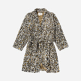 Cheetah Bath Robe - Large / XL