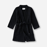 Guild Bath Robe - Black - Large / XL