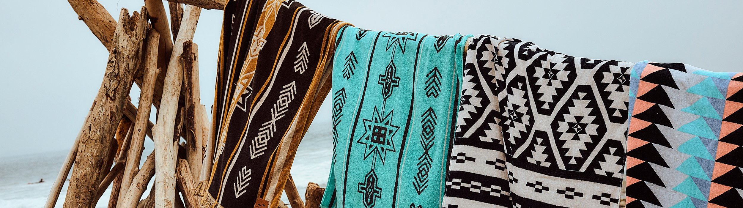 Slowtide Beach Towels
