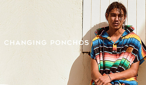 Slowtide Changing Ponchos