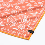 Paisley Park Travel Towel - Red