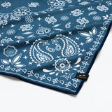 Paisley Park Quick-Dry Towel - Navy