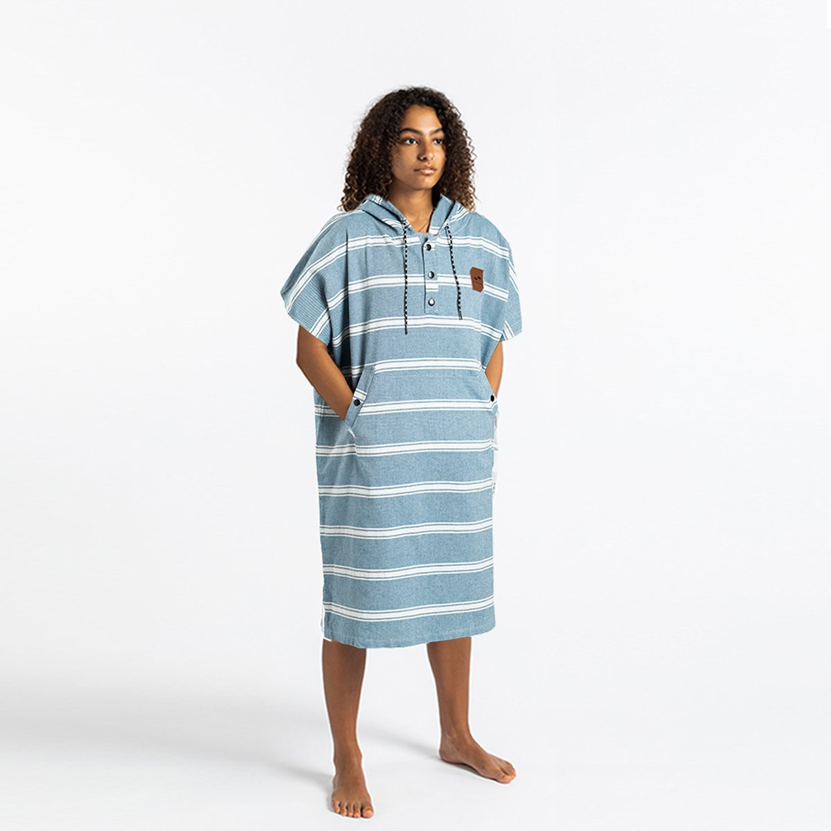 Cade Changing Poncho - Small
