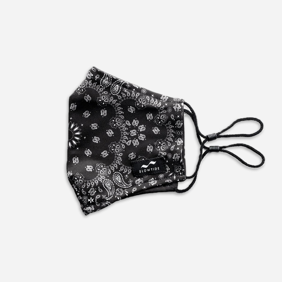Adjustable Face Mask - Paisley Park - Slowtide